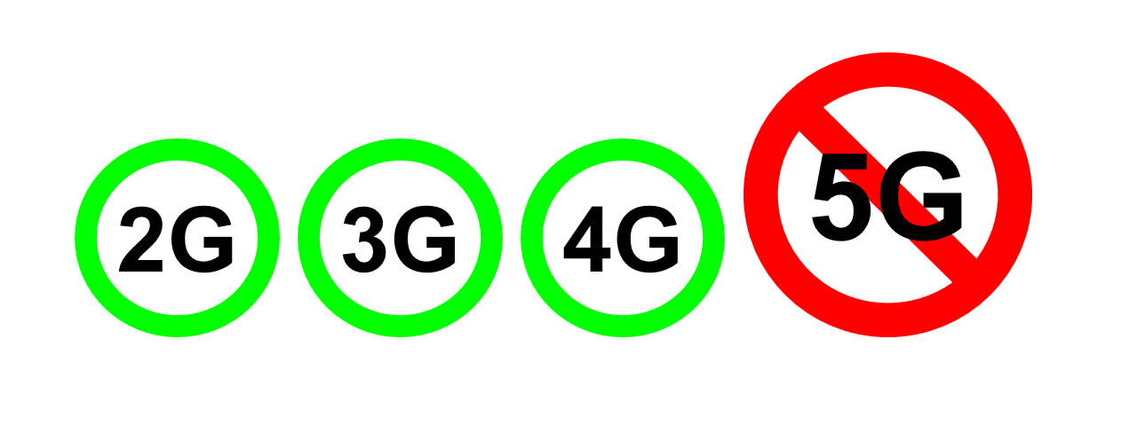 the rapid end of 5G