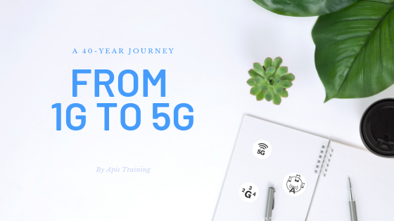 From 1G to 5G