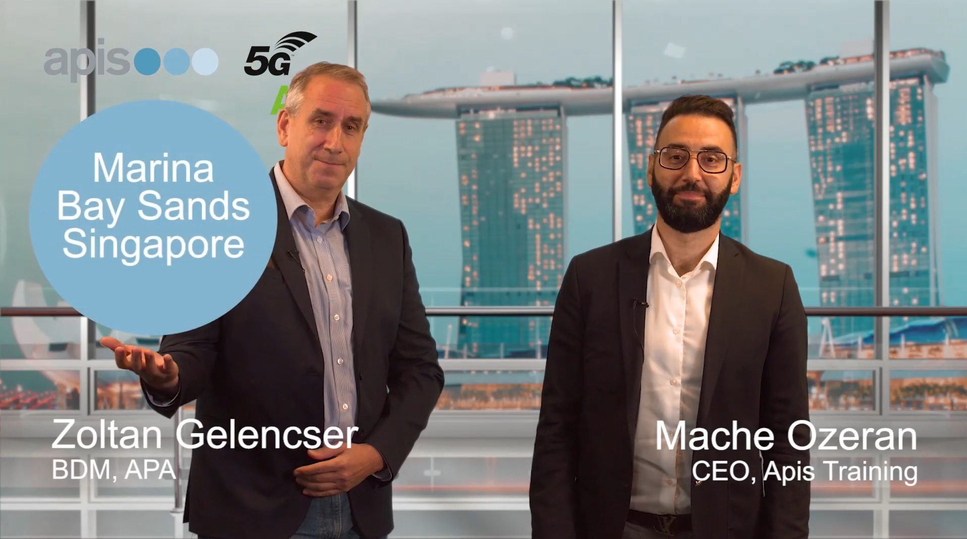 """Featured image for """"5G Asia and Apis Training in Singapore"""""""